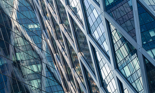 FF Metallbau Glasfassade Fensterbau