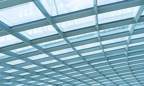 FF Metallbau Metall Stahlkonstruktion mit Verglasung