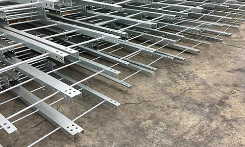 FF Metallbau Stahlbau Elemente