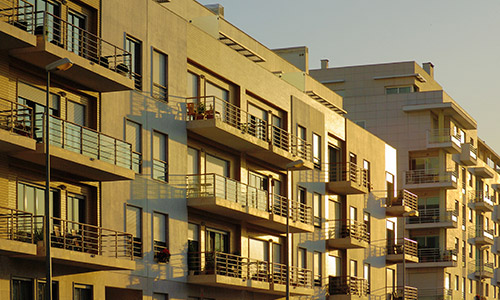 FF Metallbau Wohnobjekt Fensterbau